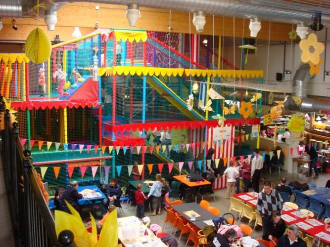 Indoor Speeltuin De Kloek